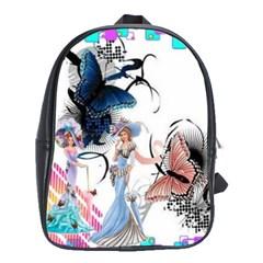 Picmix Com 5004827 School Bags(Large)