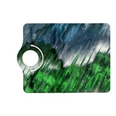 Bluegreen Kindle Fire HD (2013) Flip 360 Case