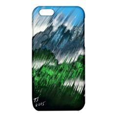 Bluegreen iPhone 6/6S TPU Case