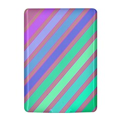 Pastel colorful lines Kindle 4