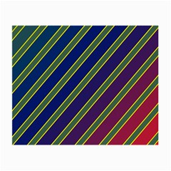 Decorative lines Small Glasses Cloth (2-Side)