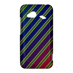 Decorative lines HTC Droid Incredible 4G LTE Hardshell Case