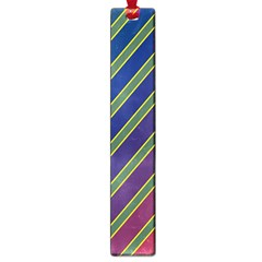 Decorative lines Large Book Marks