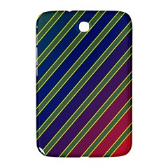 Decorative lines Samsung Galaxy Note 8.0 N5100 Hardshell Case