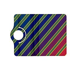 Decorative lines Kindle Fire HD (2013) Flip 360 Case