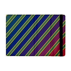 Decorative lines iPad Mini 2 Flip Cases