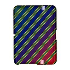 Decorative lines Amazon Kindle Fire (2012) Hardshell Case