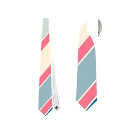 Colorful lines Neckties (Two Side)
