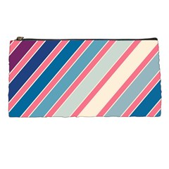 Colorful lines Pencil Cases