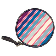 Colorful lines Classic 20-CD Wallets