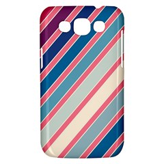 Colorful lines Samsung Galaxy Win I8550 Hardshell Case