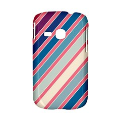 Colorful lines Samsung Galaxy S6310 Hardshell Case