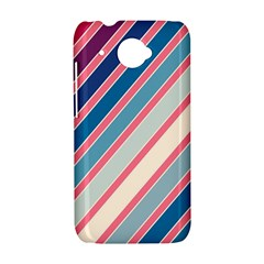 Colorful lines HTC Desire 601 Hardshell Case
