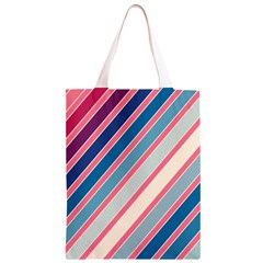 Colorful lines Classic Light Tote Bag