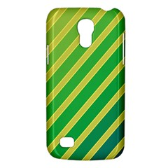 Green and yellow lines Galaxy S4 Mini