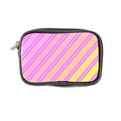 Pink and yellow elegant design Coin Purse