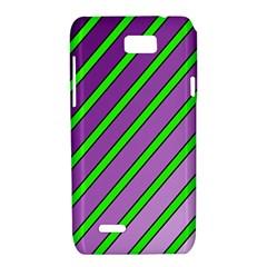 Purple and green lines Motorola XT788