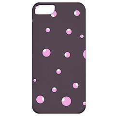 Pink bubbles Apple iPhone 5 Classic Hardshell Case