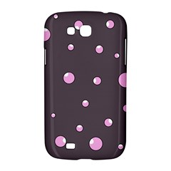 Pink bubbles Samsung Galaxy Grand GT-I9128 Hardshell Case