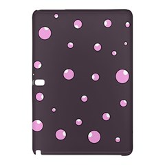 Pink bubbles Samsung Galaxy Tab Pro 10.1 Hardshell Case
