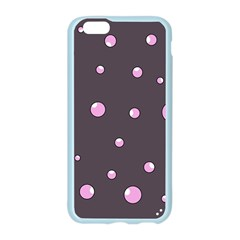 Pink bubbles Apple Seamless iPhone 6/6S Case (Color)
