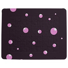 Pink bubbles Jigsaw Puzzle Photo Stand (Rectangular)