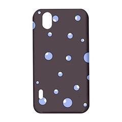 Blue bubbles LG Optimus P970