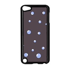 Blue bubbles Apple iPod Touch 5 Case (Black)