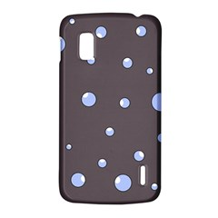 Blue bubbles LG Nexus 4