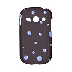 Blue bubbles Samsung Galaxy S6810 Hardshell Case