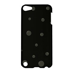 Gray bubbles Apple iPod Touch 5 Hardshell Case