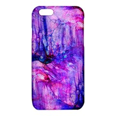 Purple Alcohol Ink Abstract iPhone 6/6S TPU Case