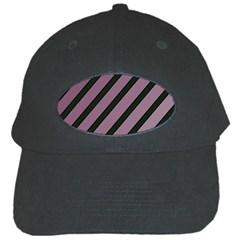 Elegant lines Black Cap