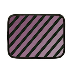 Elegant lines Netbook Case (Small)
