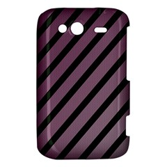 Elegant lines HTC Wildfire S A510e Hardshell Case