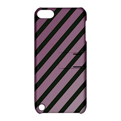 Elegant lines Apple iPod Touch 5 Hardshell Case with Stand