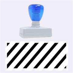 Decorative elegant lines Rubber Stamps (Large)