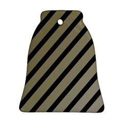 Decorative Elegant Lines Ornament (bell)