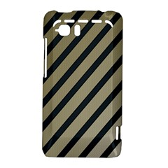 Decorative elegant lines HTC Vivid / Raider 4G Hardshell Case