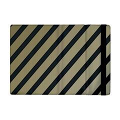 Decorative elegant lines Apple iPad Mini Flip Case