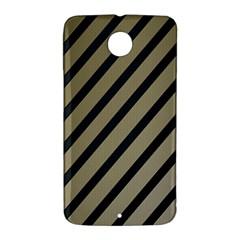 Decorative elegant lines Nexus 6 Case (White)