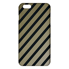 Decorative elegant lines iPhone 6 Plus/6S Plus TPU Case