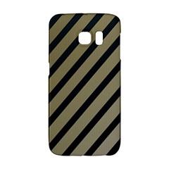 Decorative elegant lines Galaxy S6 Edge