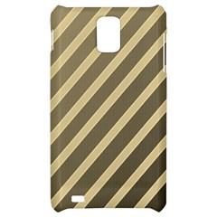 Golden elegant lines Samsung Infuse 4G Hardshell Case