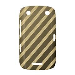 Golden elegant lines BlackBerry Curve 9380
