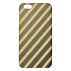 Golden elegant lines iPhone 6 Plus/6S Plus TPU Case