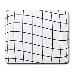 Simple lines Large Mousepads