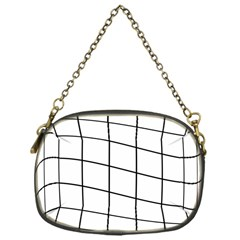 Simple lines Chain Purses (One Side)
