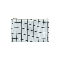 Simple lines Cosmetic Bag (Small)