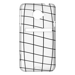 Simple lines HTC Evo 4G LTE Hardshell Case